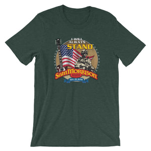 Sam Morrison Band - Stand Short-Sleeve Unisex T-Shirt