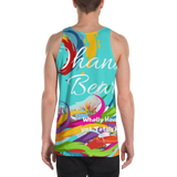 Ohana Bears Catch The Wave Unisex Tank Top
