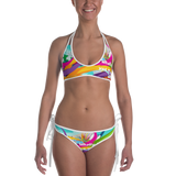 Ohana Bears Catch The Wave Bikini