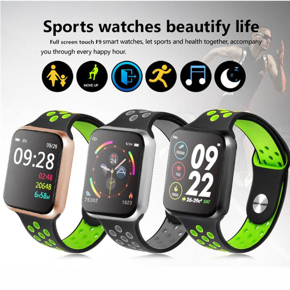 Smartwatch tela 100% touch screen P80