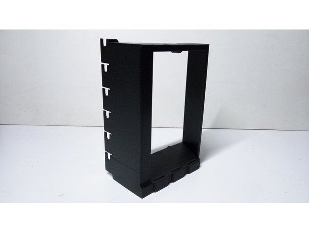 3D Printed Vertical GPU Mounting Bracket