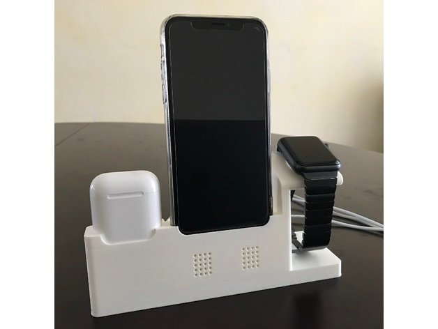 iPhone X Ultimate Dock
