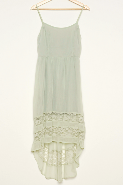 Band of Gypsies High Low Dress