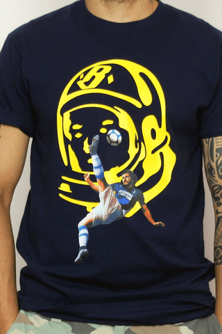 Billionaire Boys club t-shirt in Navy