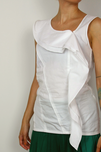 Donna Karan shirt in white