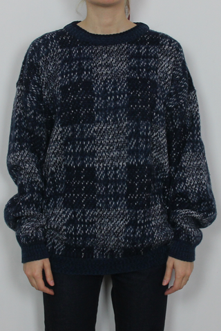 Michael Gerald multicolor sweater
