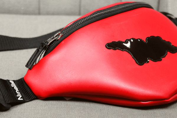 Ninellie Leather fanny pack