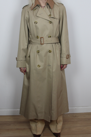 Fashion house Sanyo trench