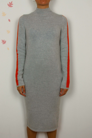 ASOS dress in Gray