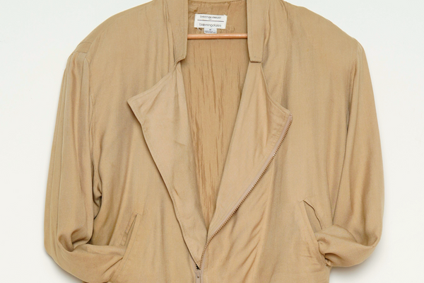 Christian Knaust For Bloomingdales Women's Jacket in Beige