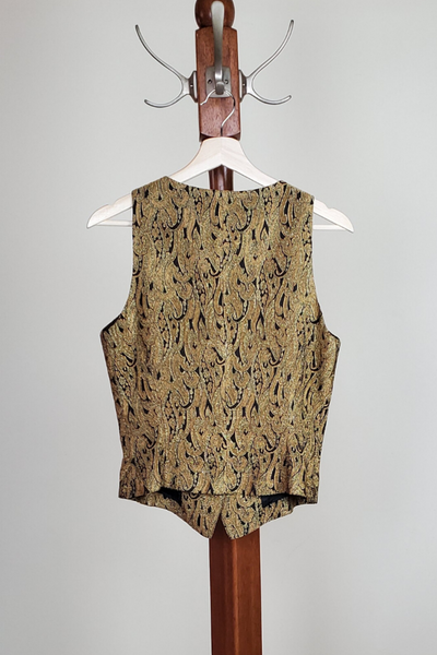 Vest by Antonio Fusco Milano