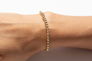 Small Gold Bracelet (2 options)