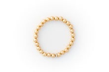 Load image into Gallery viewer, Medium Gold Bracelet + Pavé Diamonds in 14k Gold (2 options)