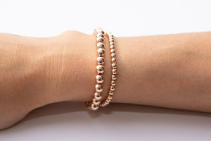Medium Bracelet Rose Gold
