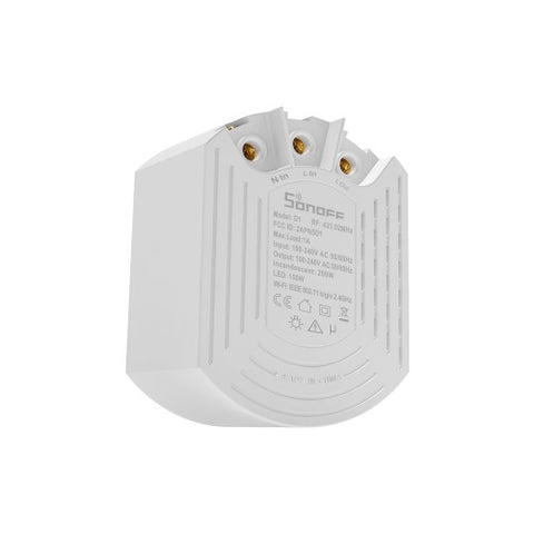Sonoff D1 Smart Dimmer Switch.