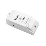 Turn your AC into smart AC with sonoff smart wifi plug switch.