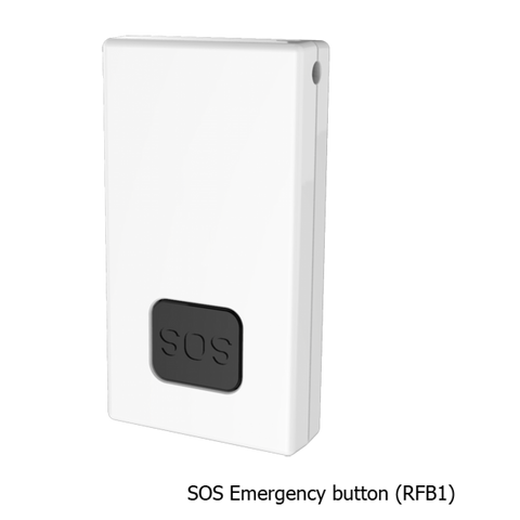 Smart SOS Emergency Button