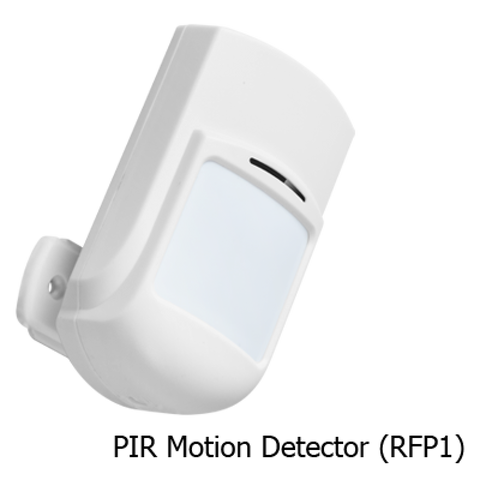Smart PIR Motion Detector - during any unwarranted human movement