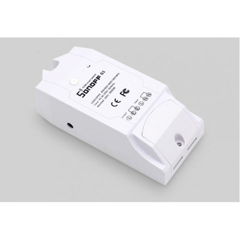 Sonoff G1:GPRS/GSM remote power smart switch