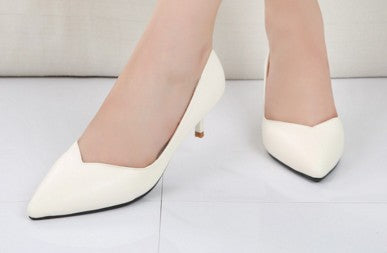 Chaussures relia blanc