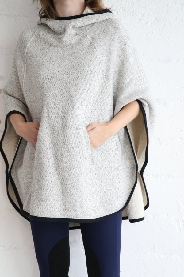 The Perfect Poncho Dapple Grey