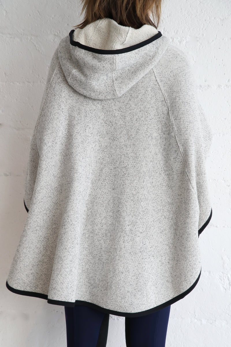 The Perfect Poncho Dapple Gray