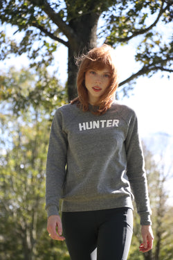 Hunter Vintage Varsity Sweatshirt