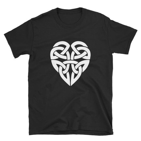HEART Short-Sleeve Unisex T-Shirt
