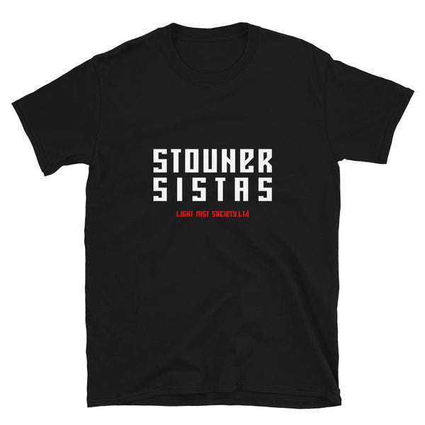 STOUNER SISTAS Short-Sleeve Unisex T-Shirt