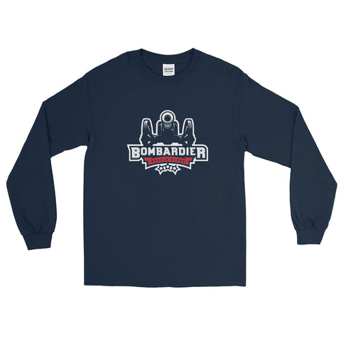 Bombardier Long Sleeve T-Shirt