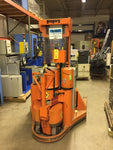 GREGORY WS4EX 4000 LB ELECTRIC FORKLIFT WALKIE STACKER CUSHION EXPLOSION PROOF