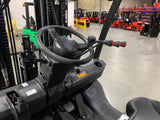 2019 HANGCHA CPYD45 10,000LB FORKLIFT LPG CUSHION 3 STAGE MAST SIDE SHIFT