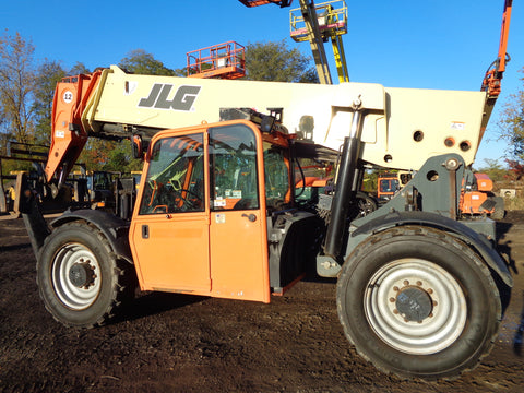 2012 JLG G12-55A 12000LB TELESCOPIC TELEHANDLER ENCLOSED CAB 4WD