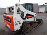 2014 BOBCAT T650 TRACK SKID STEER LOADER ENCLOSED CAB