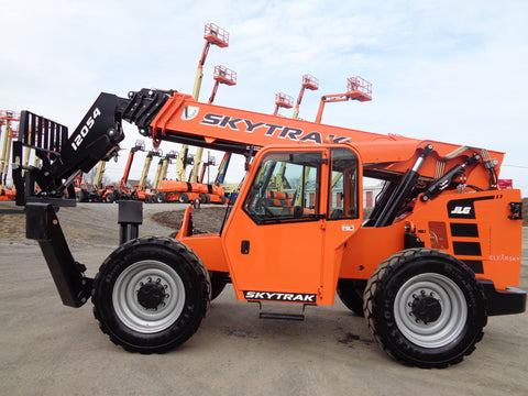 2020 SKYTRAK 12054 12000# NEW TELESCOPIC TELEHANDLER 4WD ENCLOSED CAB
