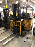 2006 BENDI B40 4000LB 48V ELECTRIC FORKLIFT CUSHION 3 STAGE MAST SIDE SHIFT