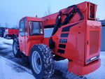 2012 SKYTRAK 10054 10,000 LB TELESCOPIC TELEHANDLER ENCLOSED CAB 4WD