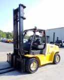 2013 YALE GDP190VX 19000LB DIESEL FORKLIFT PNEUMATIC STD MAST SIDE SHIFT