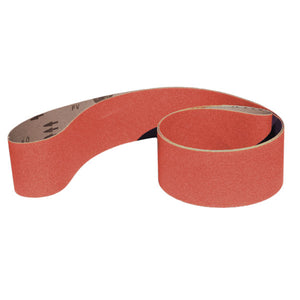 "6"" x 89"" Sanding Belts for Stock Removal"