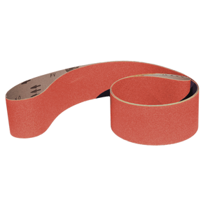 "3"" x 24"" Sanding Belts for Stock Removal"