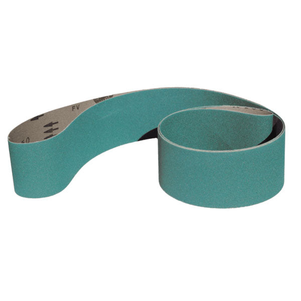 "2"" x 72"" Sanding Belts for Stock Removal"