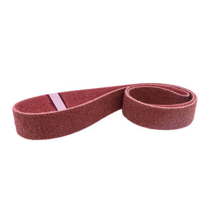 "Medium 2"" x 72"" Surface Conditioning Sanding Belt"