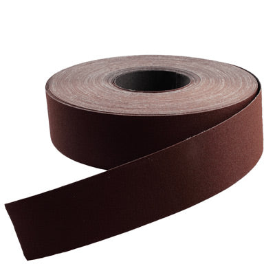 J-Weight Aluminum Oxide Shop Rolls (50 Yard Length)