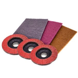 Shredder Flap Disc Kit
