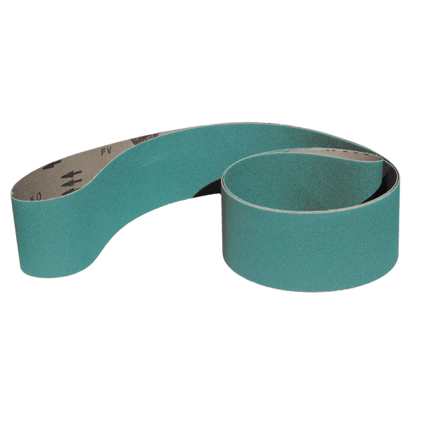 "3"" x 132"" Sanding Belts for Stock Removal"