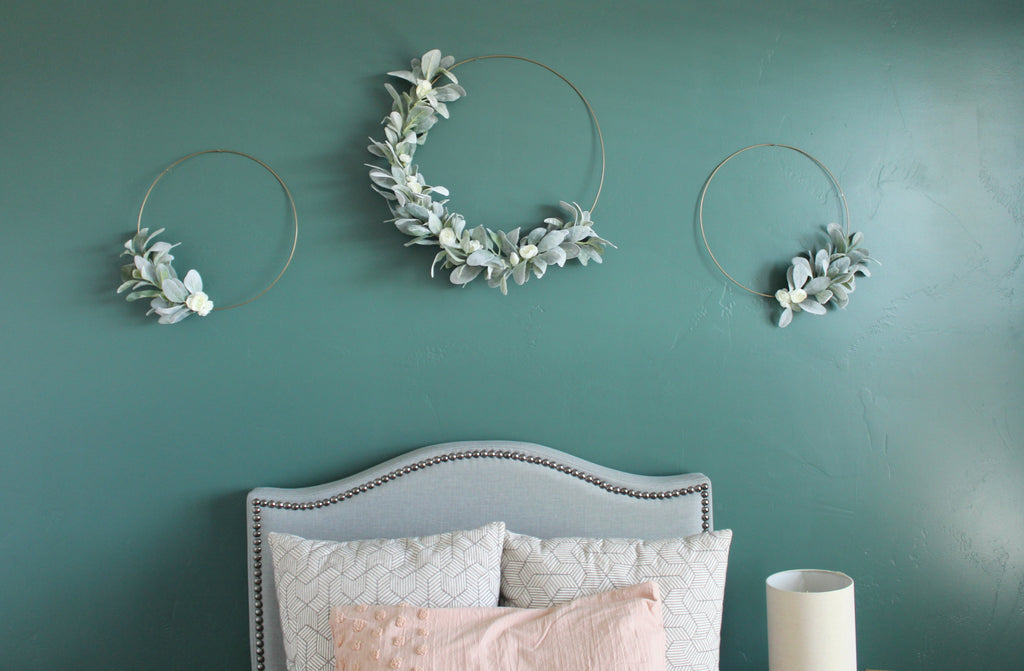 preslie wreath set