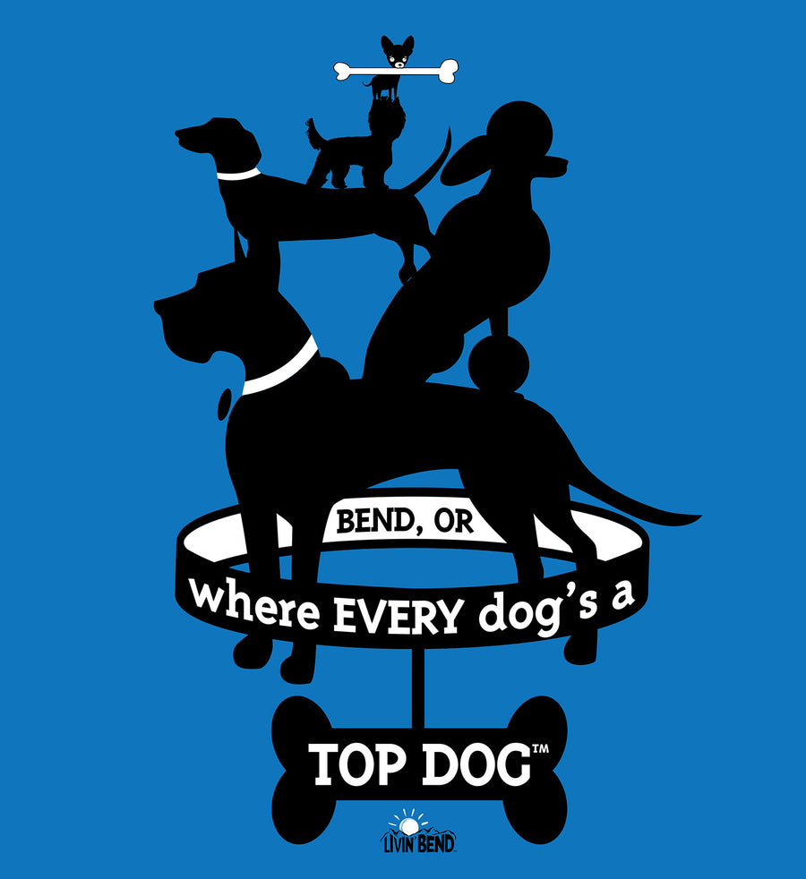 Where Every Dog's a TOP DOG