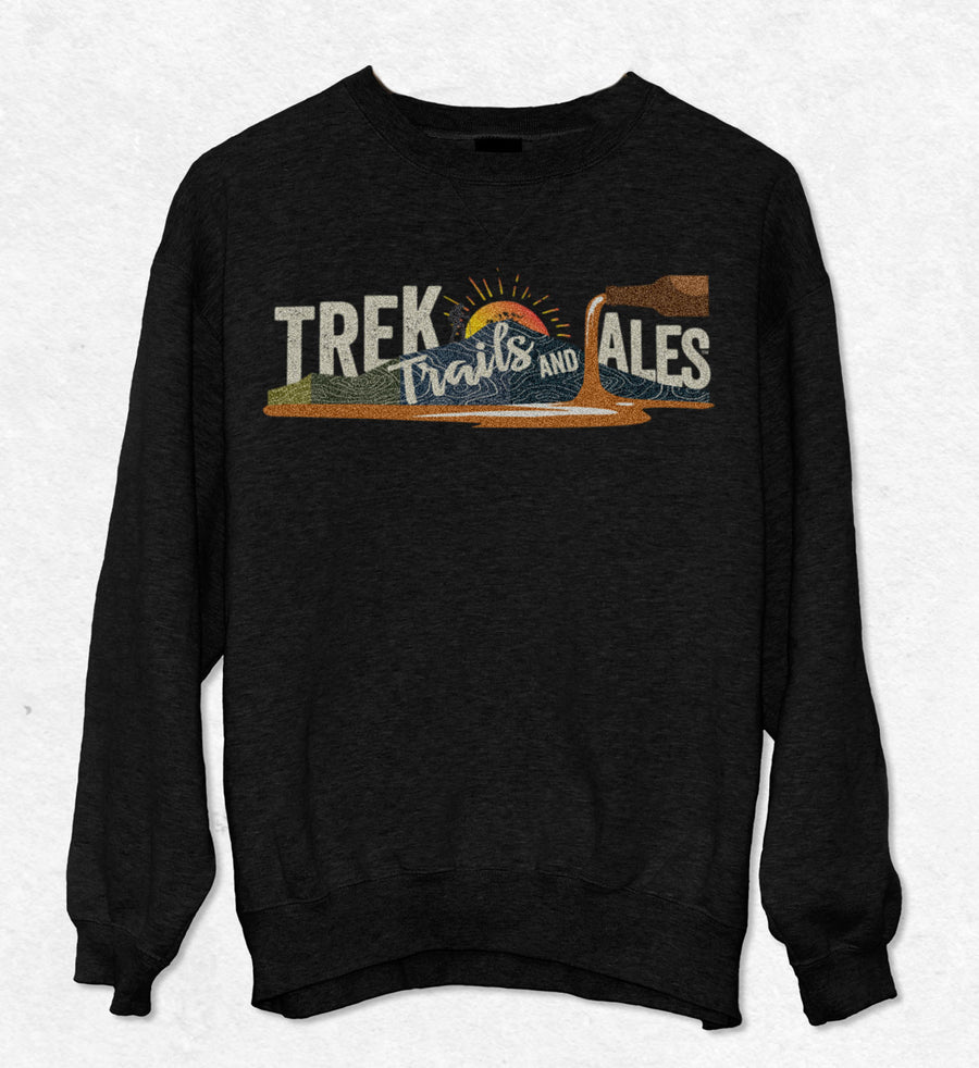 TREK, TRAILS AND ALES