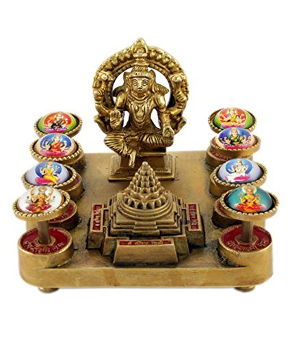 Worship Ashtlakshmi, eight forms of lakshmi to get prosperity