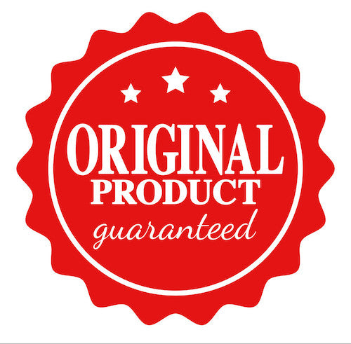 100% Original Authentic Genuine Products ONLY